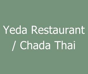 Yeda Restaurant / Chada Thai