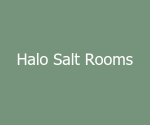 Halo Salt Rooms