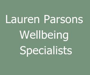 Lauren Parsons Wellbeing Specialists